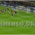 milan inter derby calcio serie a 2014 - 2015