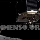 sonda philae atterraggio cometa