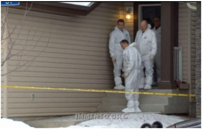 polizia omicidio canada