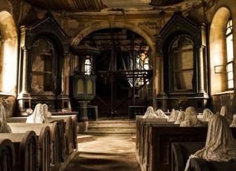fantasmi chiesa lukova