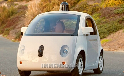 Google car senza pilota