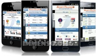 sporty trader app