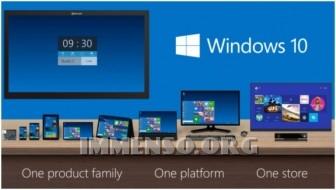 windows 10 presentazione