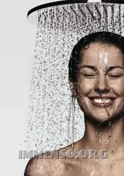 doccia donna