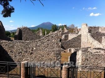 Scavi di pompei 2015