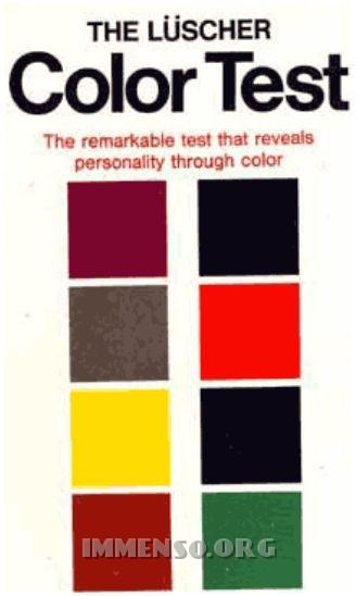 Test di Luscher, scegli il colore e ti dirò che carattere hai