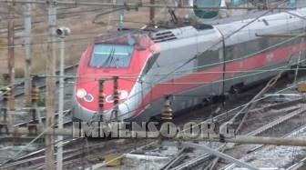 trenitalia frecciarossa treno