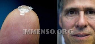 lenti a contatto bioniche