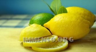 limone foto primo piano
