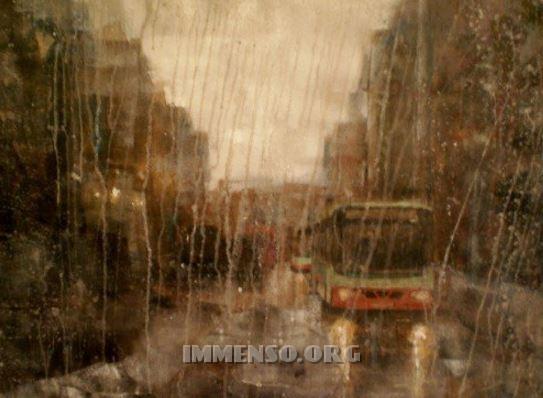Francis McCrory, quadri di pioggia da vedere assolutamente