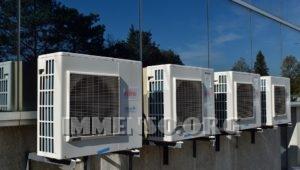 climatizzatore aria condizionata