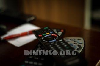 telecomando tv canone