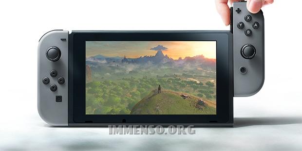 Nintendo Switch: la nuova consolle Nintendo