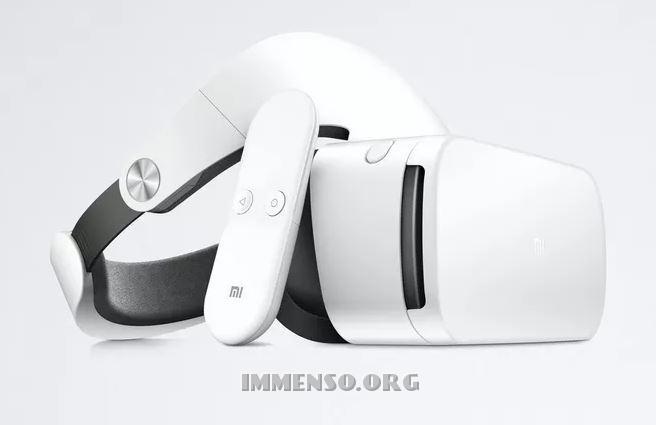 Mi VR: visore per la realtà aumentata di Xiaomi