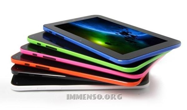 Tablet: calano le vendite a livello globale