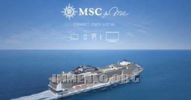 La Crociera Smart di MSC