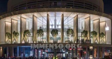 Aperto il nuovo Apple Store di Dubai