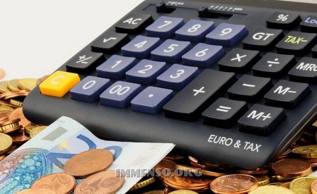 tasse calcolatrice