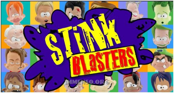 stink blasters puzzones