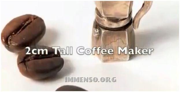 caffettiera piu piccola del mondo