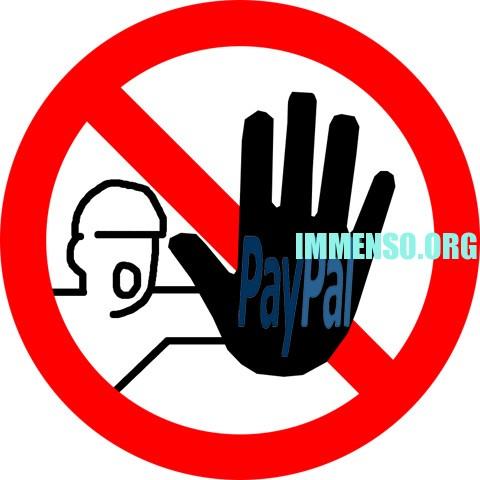 stop pagamenti paypal