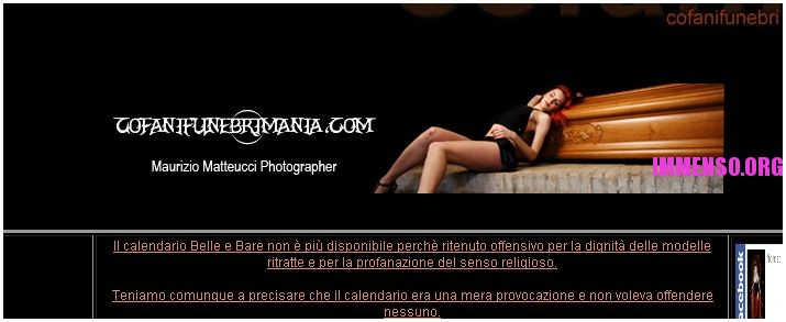 cofanifunebri.com: calendario cancellato