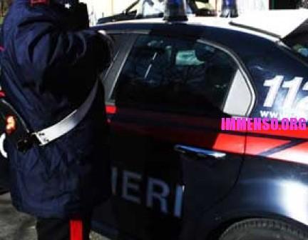 aggressione carabinieri