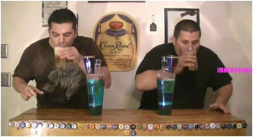 super cocktail alcoolico con birra