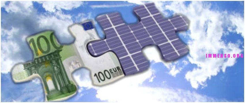 prestiti per mettere impianti fotovoltaici