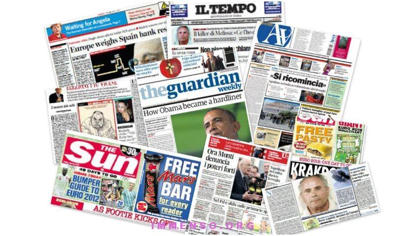 quotidiani online gratis