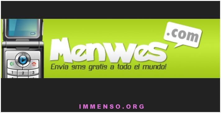 menwes sms gratis