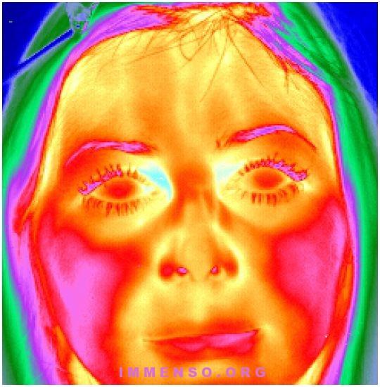 telecamera termica ubriachi
