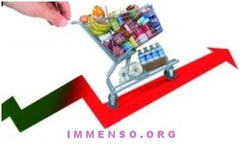 prezzi in aumento 2013