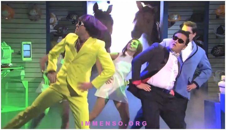gangnam style parodie