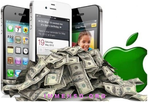 crisi apple iphone