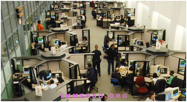 call center lavoro nero