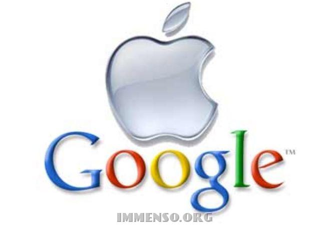 google accordo apple