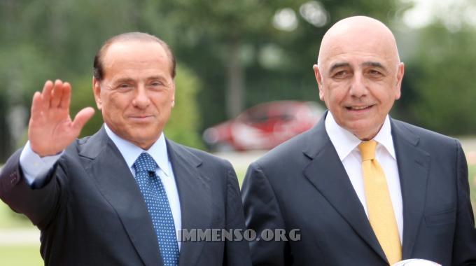 adriano galliani forza italia