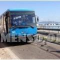 autobus Cotral incidente formia