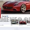 pagina facebook ferrari