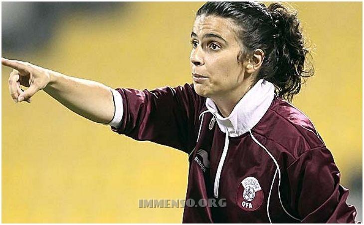 allenatrice calcio helena costa