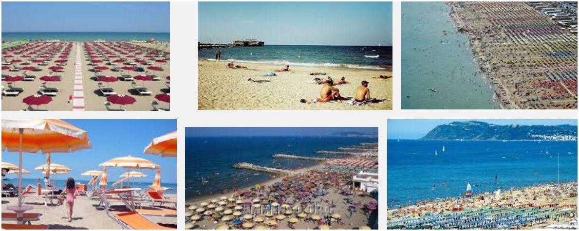 vacanze estive mare