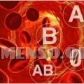 gruppi sanguigni A B AB 0