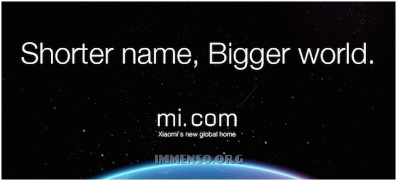 xiaomi home page