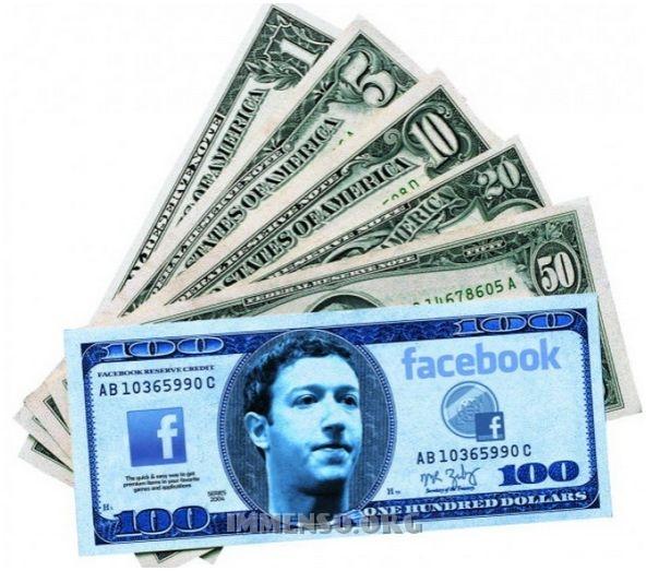 facebook denaro messenger
