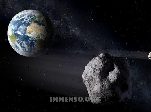 Il 12 ottobre un Asteroide passerà vicino alla Terra. Ecco cosa succederà
