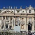 piazza san pietro e basilica